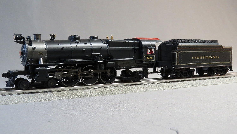 MTH Rail King PRR k-4s蒸気エンジン& Tender w/Proto 3 # 5495 Oゲージ B07CQ9F8YF
