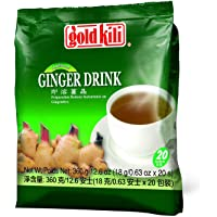 Gold Kili Instant Ginger Drink, 20ct