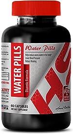 Dandelion Extract Capsules - Water Pills Diuretic Formula - Promote Weight