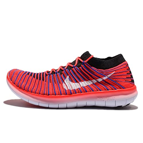 d73991d7d722e Nike Men s Free RN Motion Flyknit Bright Crimson Running Shoes-7 UK India(