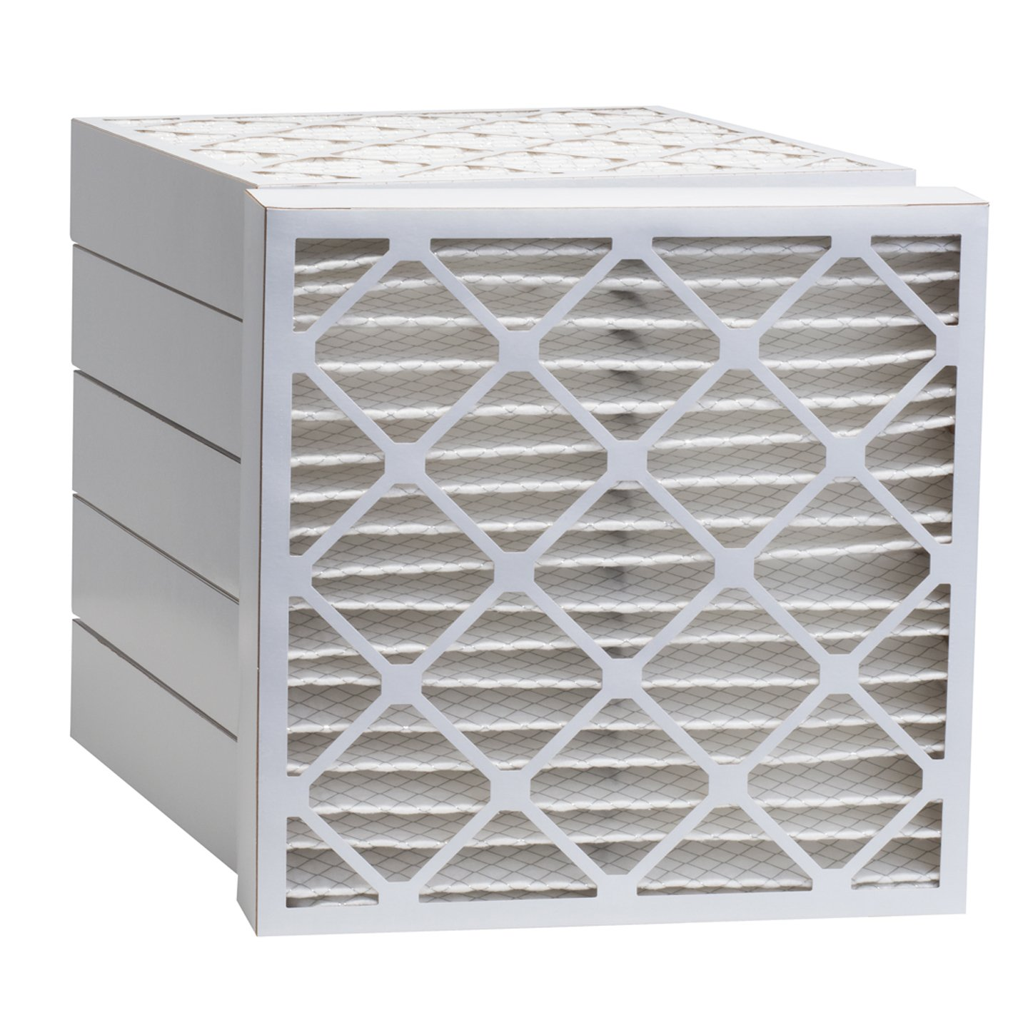 MERV 11 ReplacementBrand P15S-611830-6-PACK P15S-611830 Pleated Air Filter Pleated Fabric 18 x 30 x 1 18 x 30 x 1 Commercial Water Dist Pack of 6 P25S-642424-6-PACK