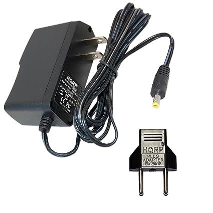 HQRP Adaptador de CA para Omron M500, M700, M300, M400, M2,