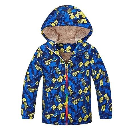8184ab735de4 Amazon.com  EnjoCho 2018 Autumn Winter Hoodie Children Outerwear ...