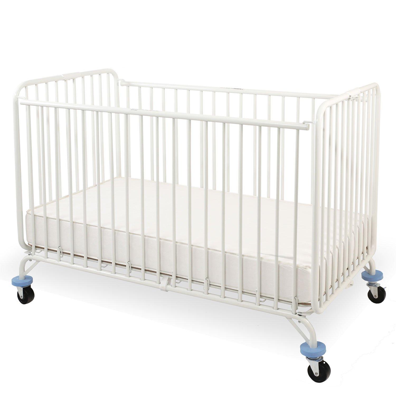 Amazon.com: La bebé Full Metal de tamaño cuna de día festivo ...