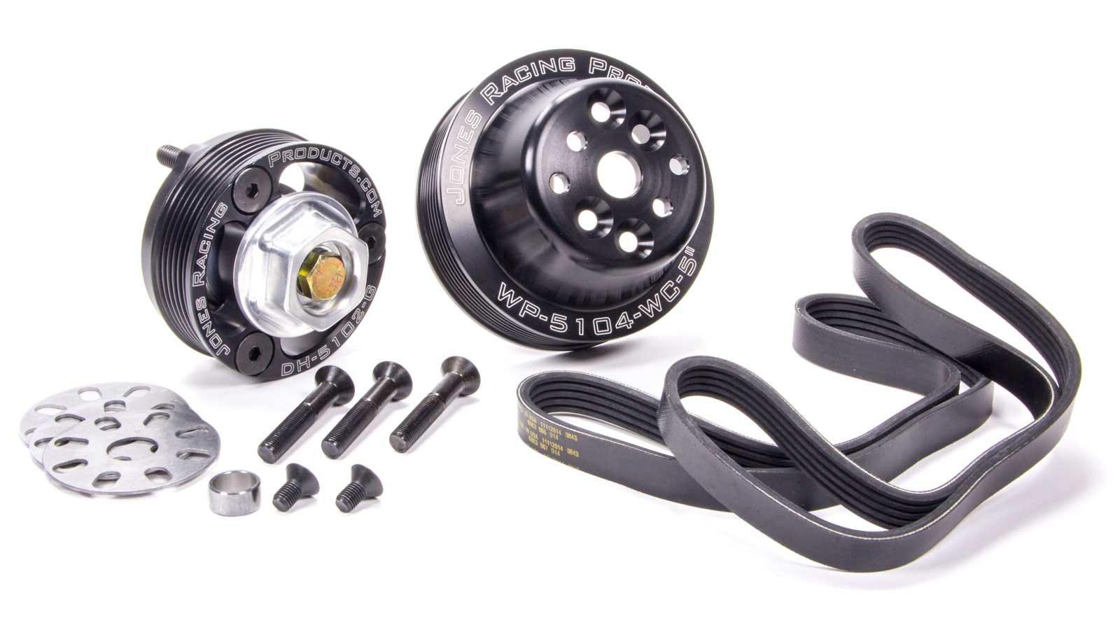 Jones Racing Products 1020-S Serpentine Drive Belt by Jones Racing Products (Image #1)