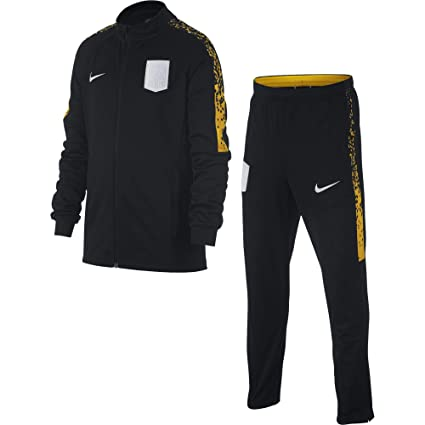 14bea6426249 Amazon.com   NIKE NYR B NK Dry ACDMY TRK Suit K Boys Workout-and ...