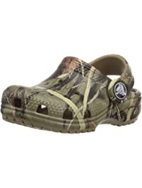 6893a75d02d159 Crocs Kids  Boys and Girls Classic Realtree Clog