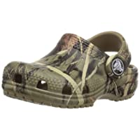 Kids' Classic Realtree Clog | Camo Slip on Water Shoes