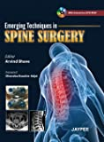 Emerging Techniques In Spine Surgery With Int.Dvd-Rom