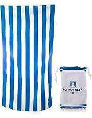Toalla de Microfibra - Toalla de Viaje Compacta de Secado Rápido Para Playa, Ducha y