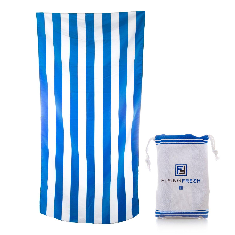 Flying Fresh Asciugamano in microfibra ad asciugatura rapida ISC Products Ltd