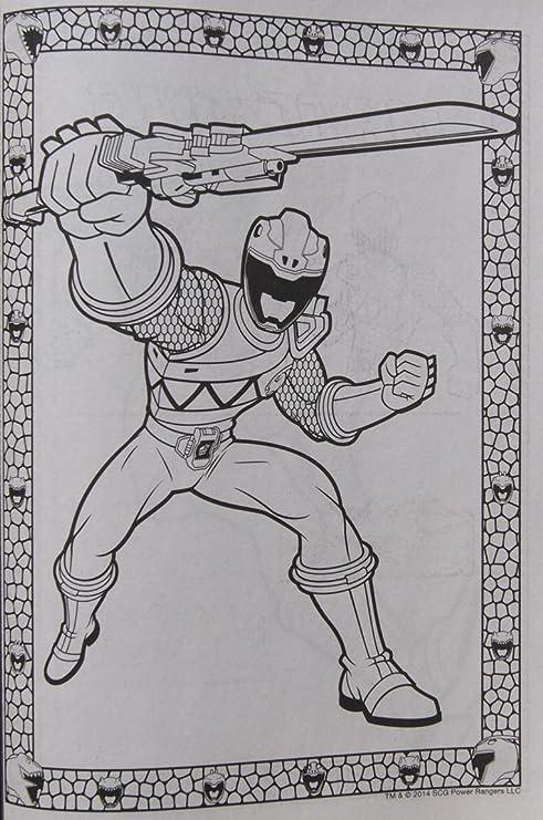 Amazon.com: Sabans Power Rangers Dino Charge Jumbo para ...