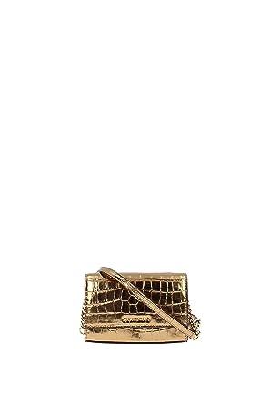 6f815931c150ad Crossbody Bag Michael Kors ruby Women - Leather (30F7MR0C6KGOLD): Amazon.co. uk: Clothing