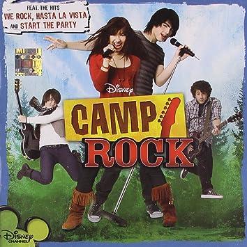 amazon camp rock various artists キッズアニメ テレビ 音楽