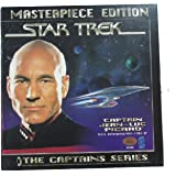 Star Trek the Next Generation Masterpiece Captain Jean-Luc Picard Limited Edition