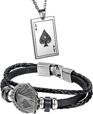 collier ou bracelet homme