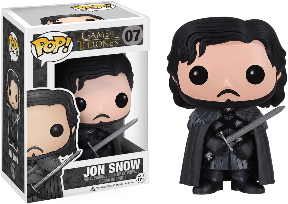 Funko Vinyl: Game of Thrones: Jon Snow (3090): Amazon.es: Juguetes y juegos
