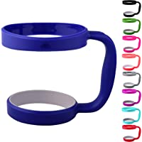 30oz Tumbler Handle (ROYAL BLUE) by STRATA CUPS - Available For 30oz YETI Tumbler, OZARK TRAIL Tumbler, Rambler Tumbler…
