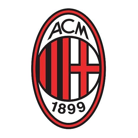 AC Milan AC Escudo del FC Club De Fútbol Tamaño de póster de ...