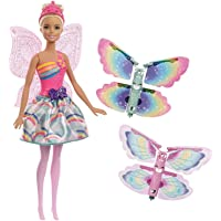 Barbie Flying Wings Feature Fairy - Caucasian