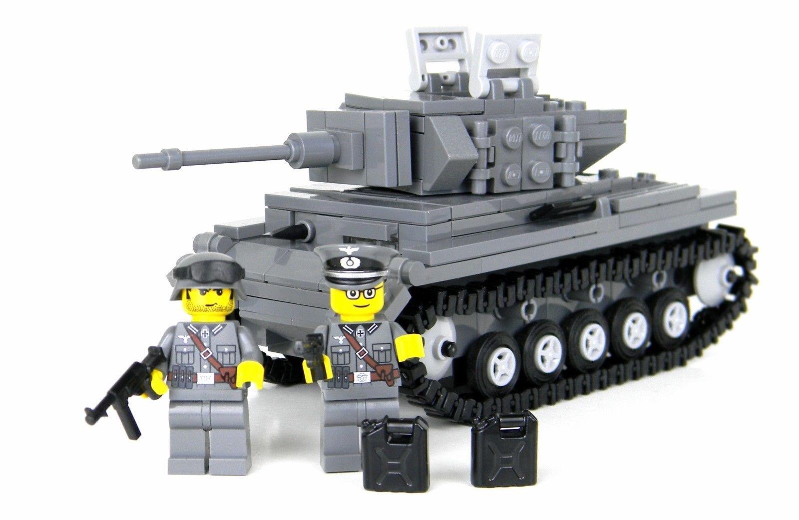 WW2 Legos: Amazon.com