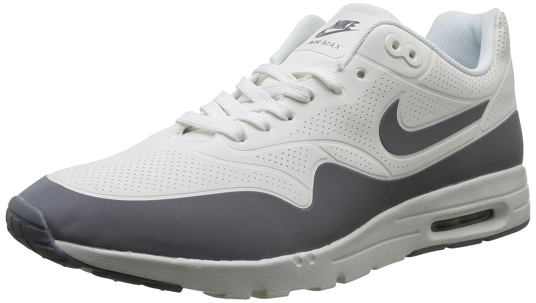 NIKE Women's Air Max 1 Ultra Essentials Running Shoe B005ABTYEM 7 B(M) US White