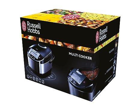 Russell Hobbs 21850-56 Cook@Home - Robot De Cocina, 11 Programas ...