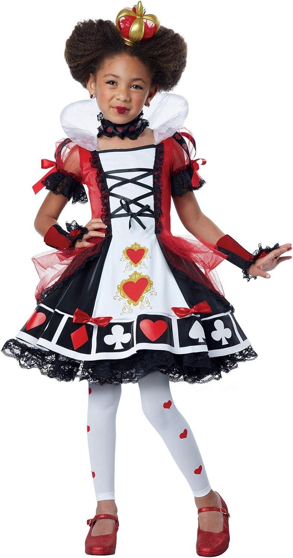California Costumes - Queen of Hearts Child Costume