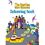 Beatles - Colouring book Yellow Submarine (in Din A4)