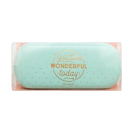 Mr. Wonderful - Estuche para Gafas (16 cm)