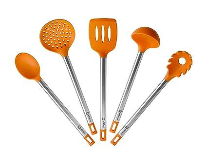 Compra Bra Efficient - Set de 5 utensilios de cocina en ...