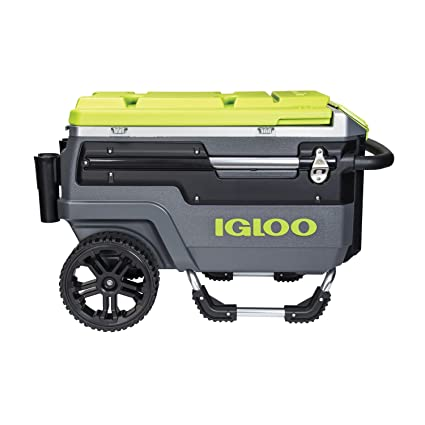 Igloo trailmate Journey 70 Nevera portátil Unisex, Gris: Amazon.es ...