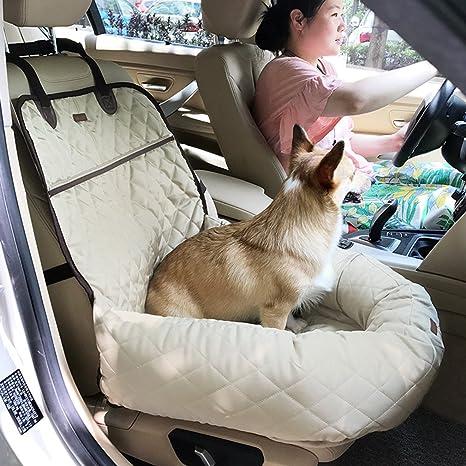 La vogue cestas cama para perro gato coche funda de asiento protección de asiento Bolsa de