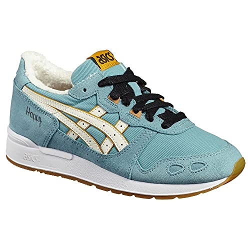 64d6dae24eb Asics - Gel Lyte GS Disney Pack Happy Reef Water Cream - Sneakers Mujer   Amazon.es  Zapatos y complementos
