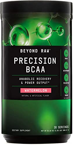 Beyond Raw Precision BCAA