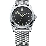 Victorinox Swiss Army Men's Watch XL Infantry Mechanical 241587Analogue Automatic Stainless Steel