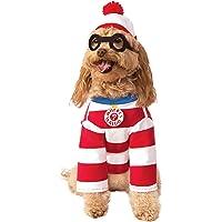 Rubie's Where's Waldo Pet Costume, X-Large