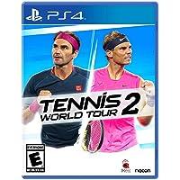 Tennis World Tour 2 (PS4) - PlayStation 4