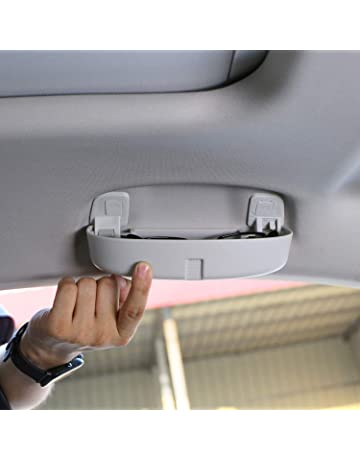 766060cc5a LFOTPP Coche Estuche de gafas Soporte de gafas de sol Auto Interior  accesorios para Golf 7