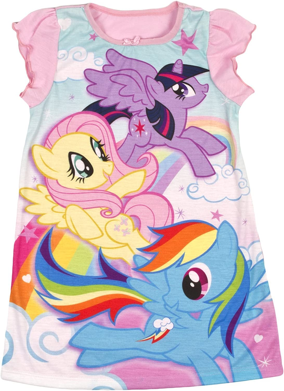 Girls My Little Pony Nightdress Size 2-8 Years