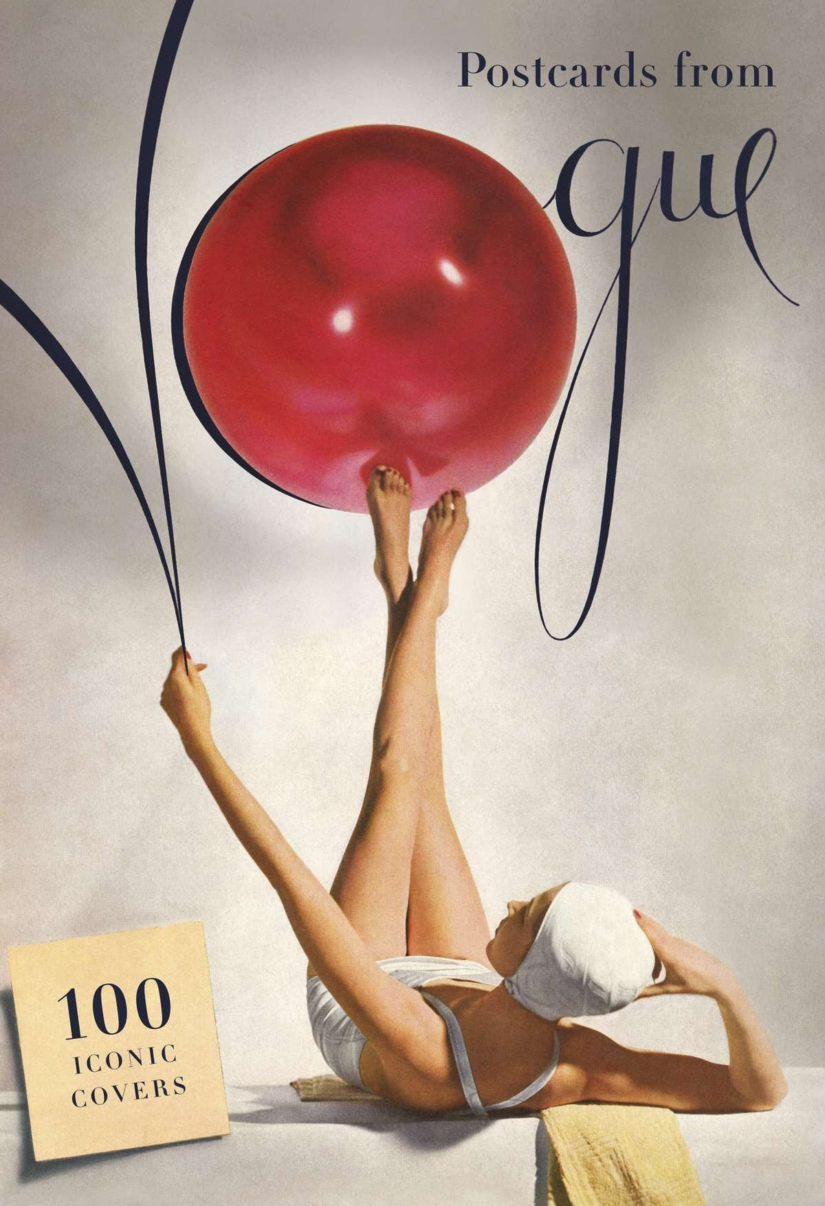 Postcards from Vogue: 100 Iconic Covers by Brand: Penguin Books (Image #1)