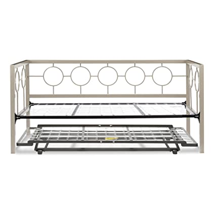Amazon Com Fashion Bed Group Astoria Complete Metal Daybed With