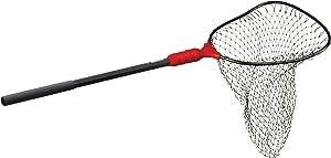 EGO S1 Genesis Floating Fishing Net, Fishermen's Tool, Salt& Freshwater, Non-Slip Grip, Compact Storage, Lightweight,Removable Net, 30+ attachments