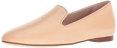 06c1f4e5517 Stuart Weitzman Women s MYGUY Loafer Flat Blush Tripoli 4 Medium US