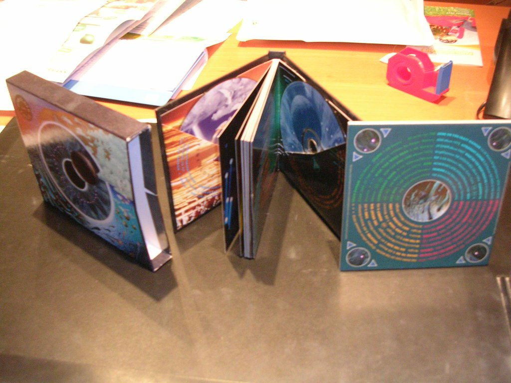 Pink Floyd Pulse Live Hardcover Booklet Jewel 2 Cds Edition