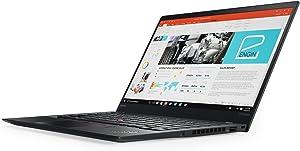 Lenovo ThinkPad X1 Carbon 5th Gen i7-7600U 2.80Ghz 16GB RAM 512GB SSD Win 10 Pro Webcam (Renewed)