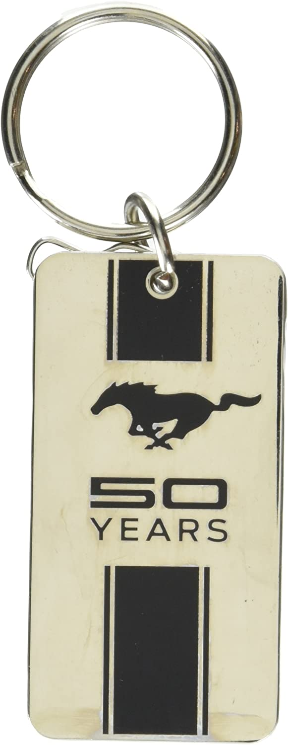 Plasticolor 004365R01 Ford Mustang Key Chain