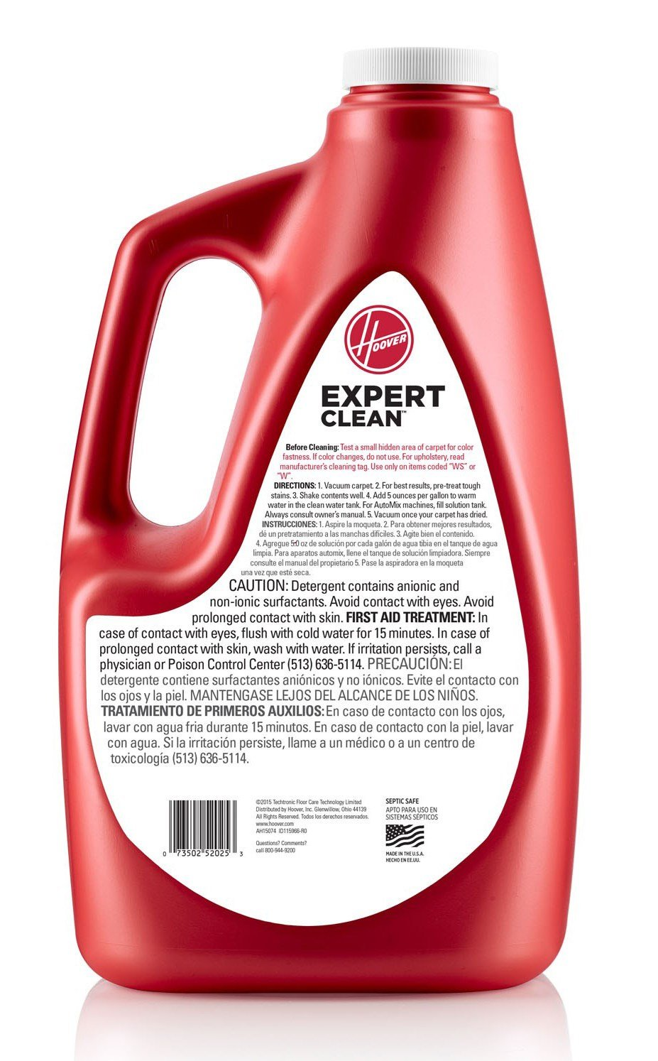 Detergent For Hoover Carpet Cleaner Floor Matttroy