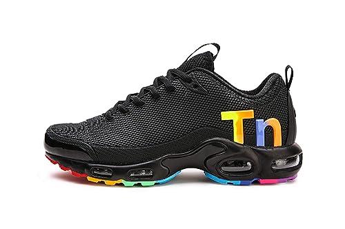 Air Plus TN Zapatillas de Running para Hombre Mujer Calzado Deportivo Deportivas Zapatos para Correr: Amazon.es: Zapatos y complementos