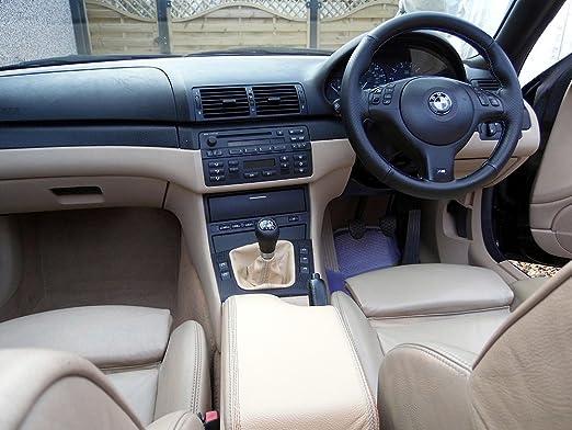 RedlineGoods BMW 3-series E46 1999-04 cubierta de apoyabrazos: Amazon.es: Coche y moto